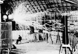 Raggio morte Tesla