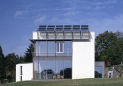 Case passive si mantengono calde senza riscaldamento for Progettazione passiva della cabina solare
