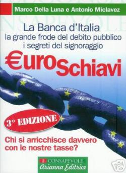 copertina euroschiavi banca di italia