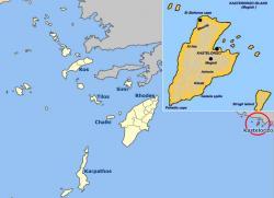 kastellorizo mappa petrolio