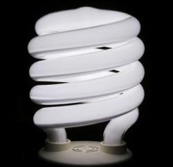 lampadina fluorescenza