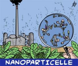 nanoparticelle rischi salute ambiente