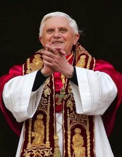 La Santa Sede sceglie l'ancien regime
