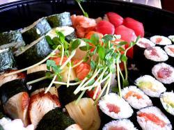 carne balena sushi