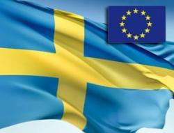 bandiera svedese europea
