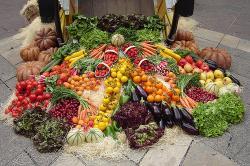 frutta verdura biologica gas