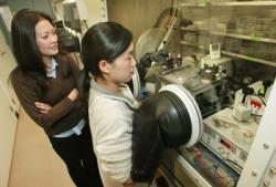 Yueh-Lin Loo celle solari plastica